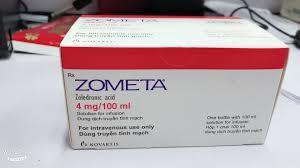 Axit Zoledronic (Zometa 4mg) trong điều trị ung thư vú nguyên phát