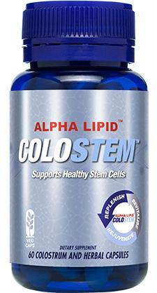 Tăng Miễn Dịch: Viên tái tạo tế bào ALPHA LIPID COLOSTEM của New Zealand