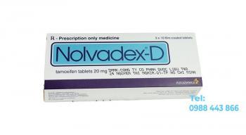 NOLVADEX - D 20MG (tamoxifen)
