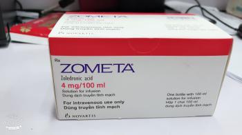 ZOMETA 4mg/100ml (Acid Zoledronic 4mg)