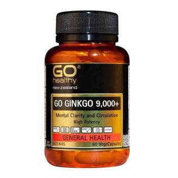 GO GINKGO 9,000+ Hỗ trợ chức năng Não