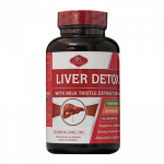 Giải độc gan do hóa chất: LIVER DETOX  của Mỹ