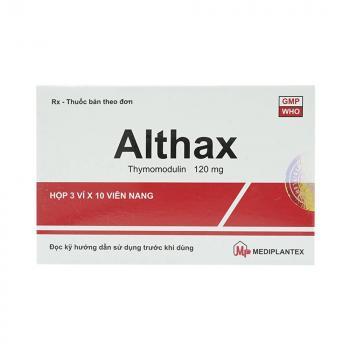 Tăng cường miễn dịch ALTHAX H30 viên