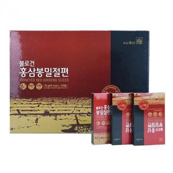 Miễn dịch: HỒNG SÂM LÁT TẨM MẬT ONG HONEYED KOREAN
