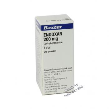 ENDOXAN 200MG (Cyclophosphamide) INJ. B/1 VIAL