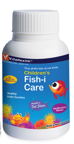 Vitahealth Children's Fish-i Care