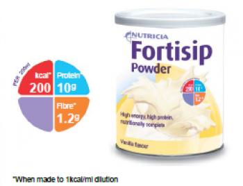 Sữa cho bệnh nhân ung thư: FORTISIP POWDER 857g