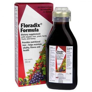 Dung dịch bổ sung sắt FLORADIX FORMULA  250ML
