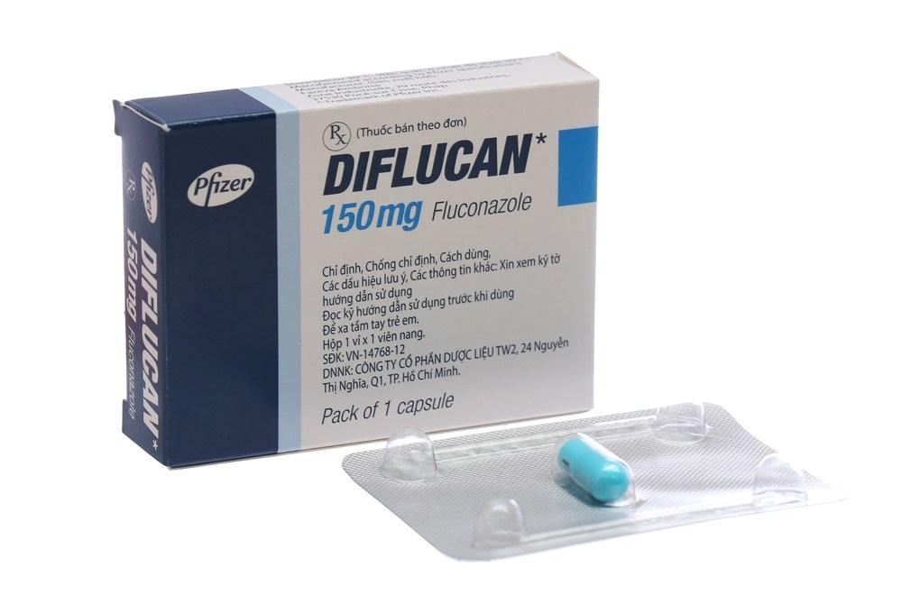 DIFLUCAN 150mg (Fluconazole 150mg)