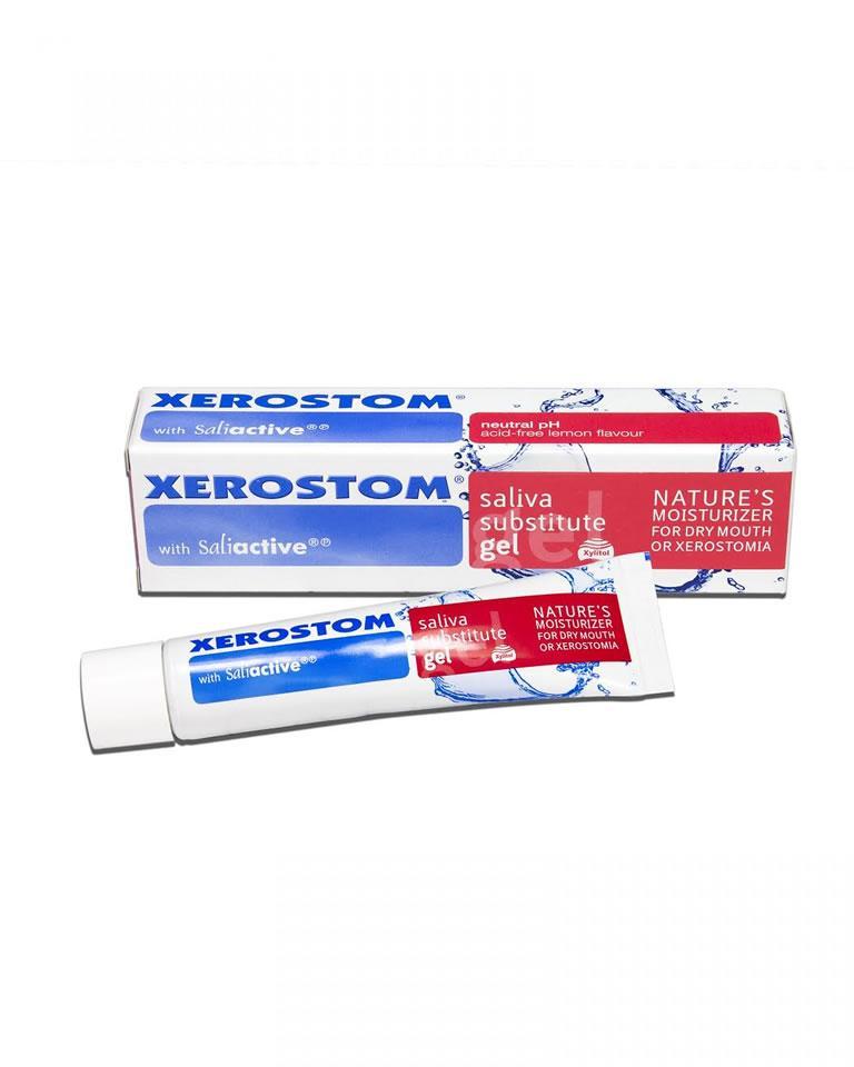 Khô loét miệng: Gel tăng tiết nước bọt XEROSTOM  25ml