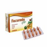 Fucurmin Plus 30v Hỗ trợ cho bệnh nhân Hóa Xạ trị