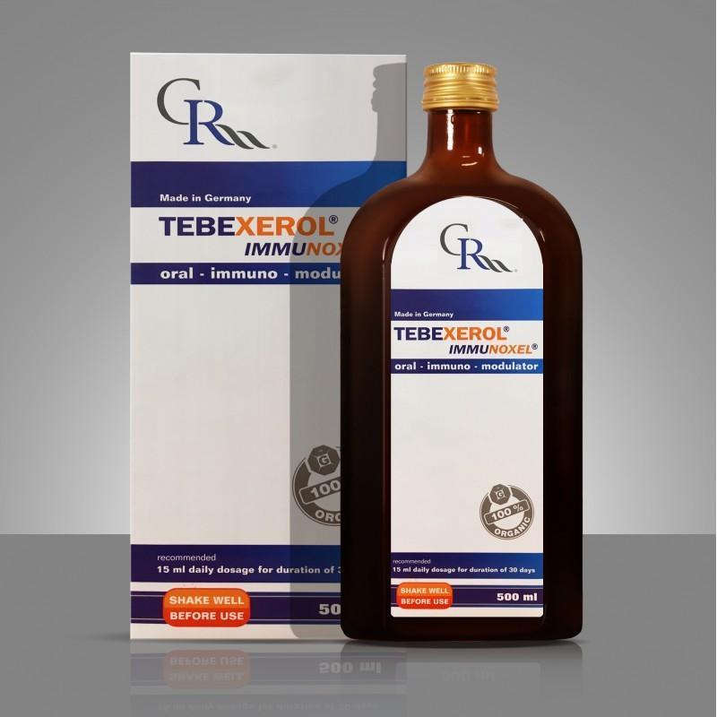 Tăng miễn dịch: TEBEXEROL IMMUNOXEL 500 ml –  của Đức