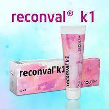 Trị Da Mẩn Ngứa Do Thuốc Đích Ung Thư: Kem RECONVAL K1®, Của ITALY
