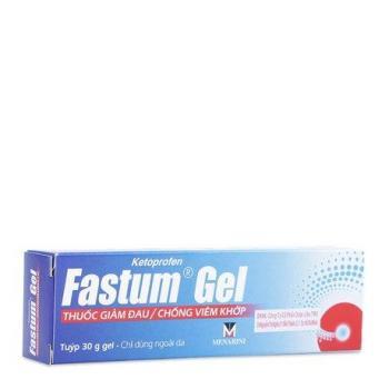 Thuốc giảm đau & chống viêm khớp Fastum Gel (30g)