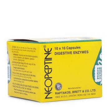 Neopeptine (10 vỉ x 10 viên)