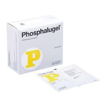 Phosphalugel (26 gói/hộp)