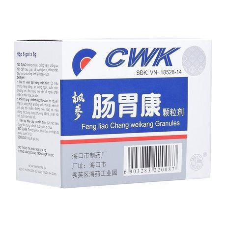 Thuốc cốm điều trị viêm đại tràng mãn tính Tràng Vị Khang (6 gói/hộp)