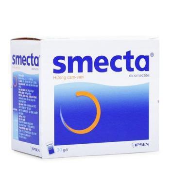 Smecta Diosmectite (30 gói/hộp)
