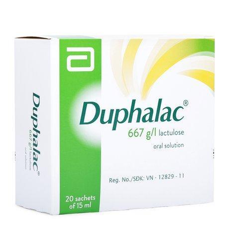 Duphalac 667g/l (15ml/gói)