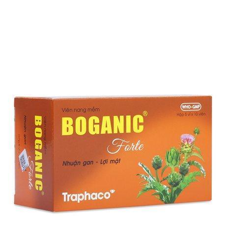 Boganic Forte Traphaco (5 vỉ x 10 viên)
