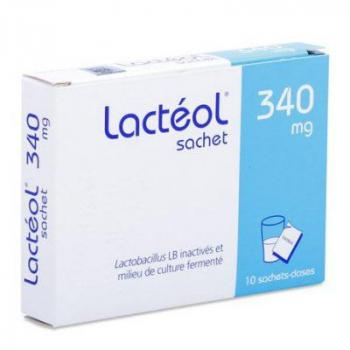 Lacteol Sachet (340mg)
