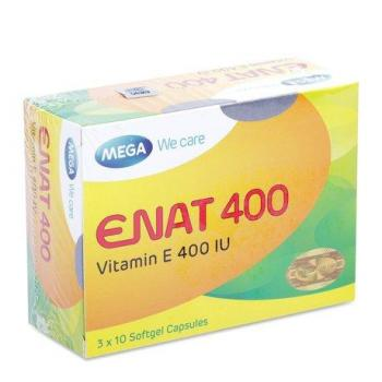 Enat 400 (30 viên/hộp)