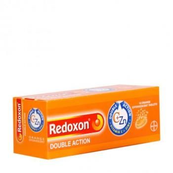 Redoxon Double Eff Tab (Tuýp 10 viên)