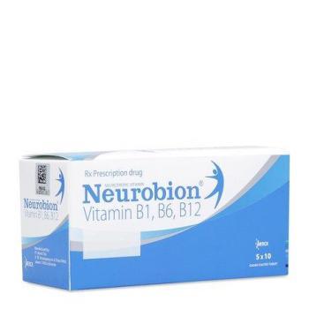 Neurobion (5 vỉ x 10 viên/hộp)