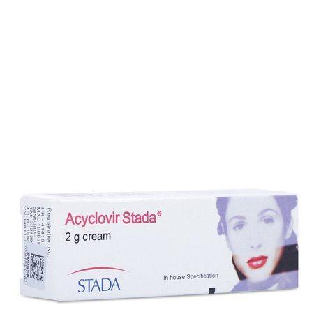 Acyclovir Stada (2g)