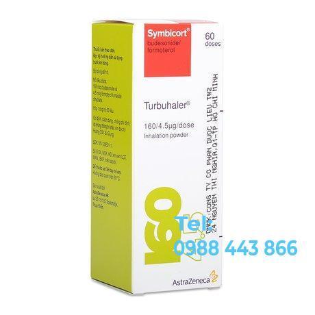 Symbicort Turbuhaler (60 liều)