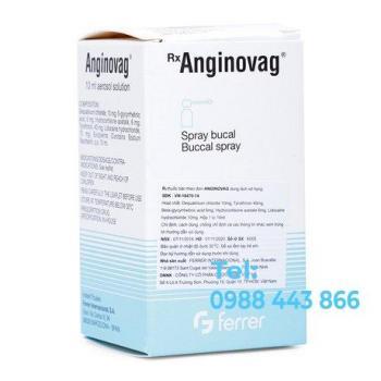 Anginovag (Chai 10ml)