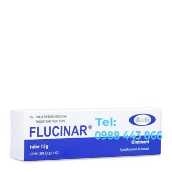 Flucinar Tube 15g (Tuýp 15g)