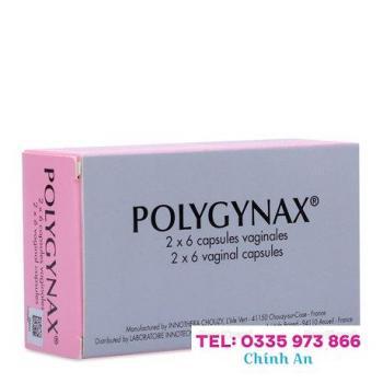 Polygynax (2 vỉ x 6 viên/hộp)