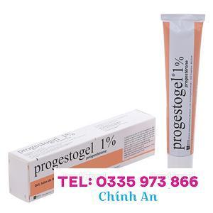 Progestogel 1% Cream (Tuýp 80g)
