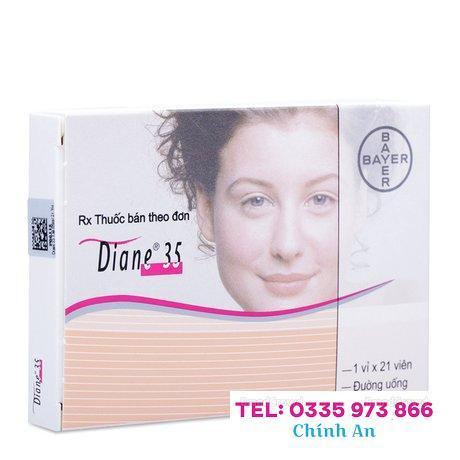 Diane 35 (21 viên/hộp)