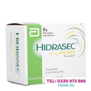 Hidrasec Children 30mg (30 gói/hộp)