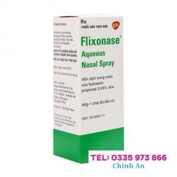 Flixonase Nasal Spray (Hộp 1 chai 60 liều xịt)