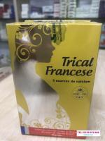 Loãng xương: CANXI HỮU CƠ TRICAL FRANCESE của Pháp (60 viên)