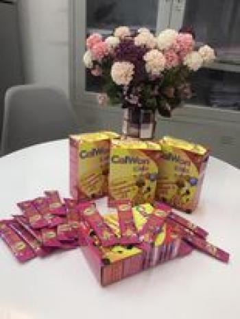 CalWon kids - Canxi hữu cơ cho bé H20 gói