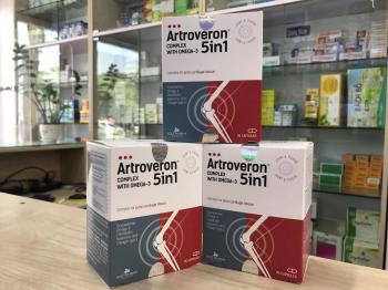 Artroveron 5in1 complex with omega-3